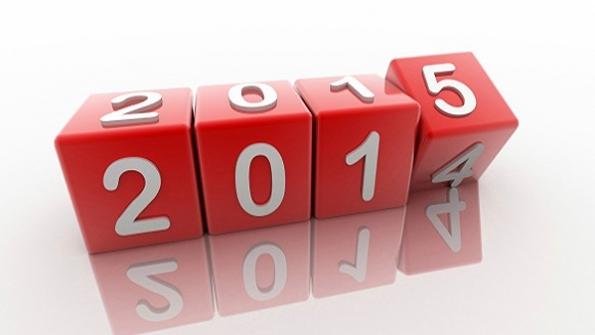 Arrivederci al 2015 e grazie per il 2014