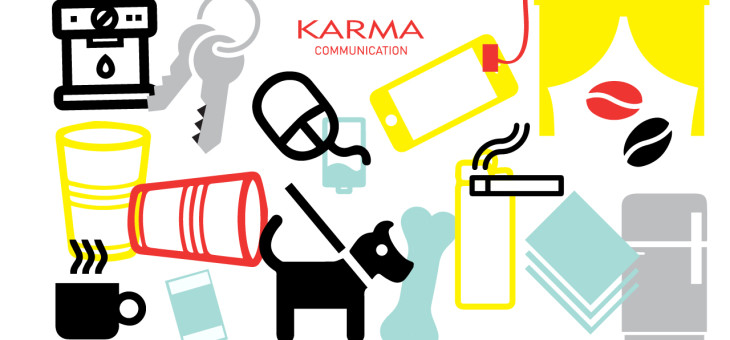 La fortuna di avere Karma Communication