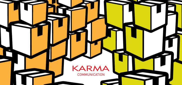 Karma Communication… è una scatola vivente
