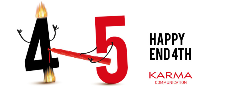 Cinque anni di Karma Communication