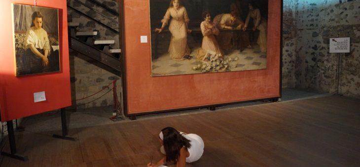 L'arte della Miniatura: laboratorio per bambini al Castello Ursino