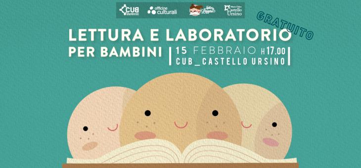 Al CUB – Castello Ursino Bookshop arriva un gruppo di lettura per bambini