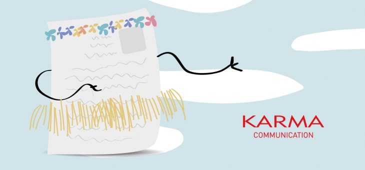Le soddisfazioni dei curriculum che arrivano a Karma Communication