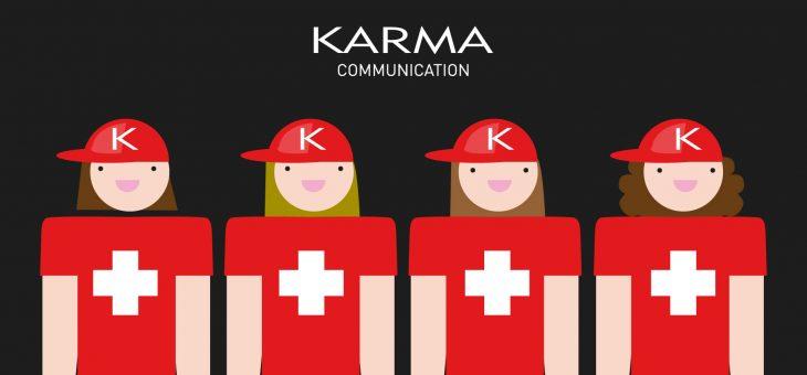 Karma Communication l'agenzia sbirugghiafaccenni