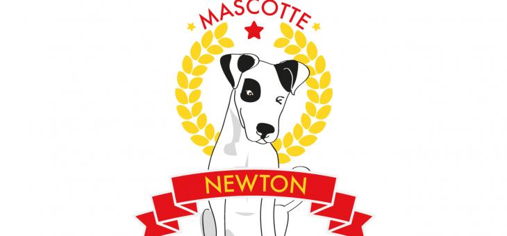 Newton, la mascotte che cresce e migliora