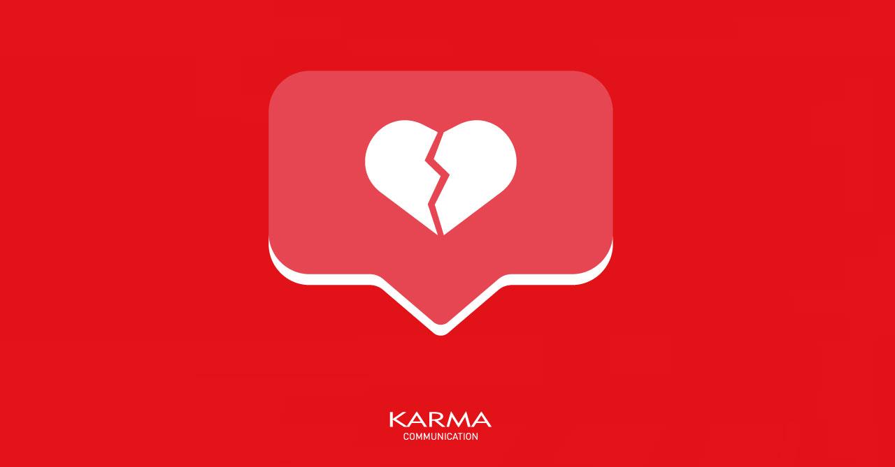 Karma Communication - L'instagram che non ci piace