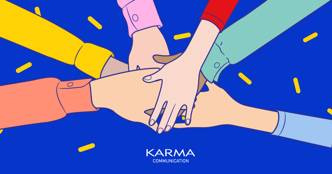 Karma Communication - Essere un team oppure no