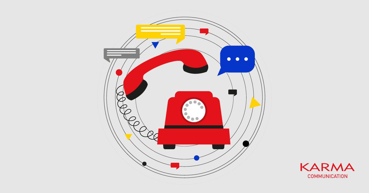 Karma Communication - Una segreteria in agenzia