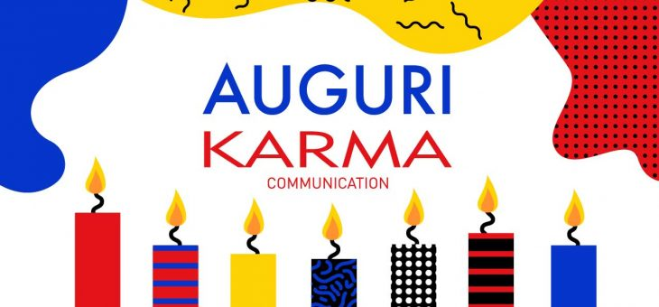 Sette anni di Karma Communication