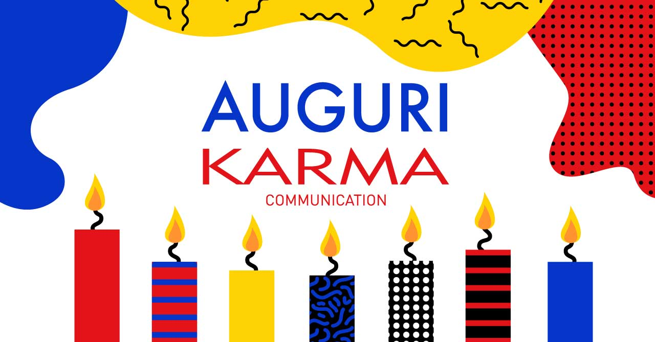 Karma Communication - Buon compleanno
