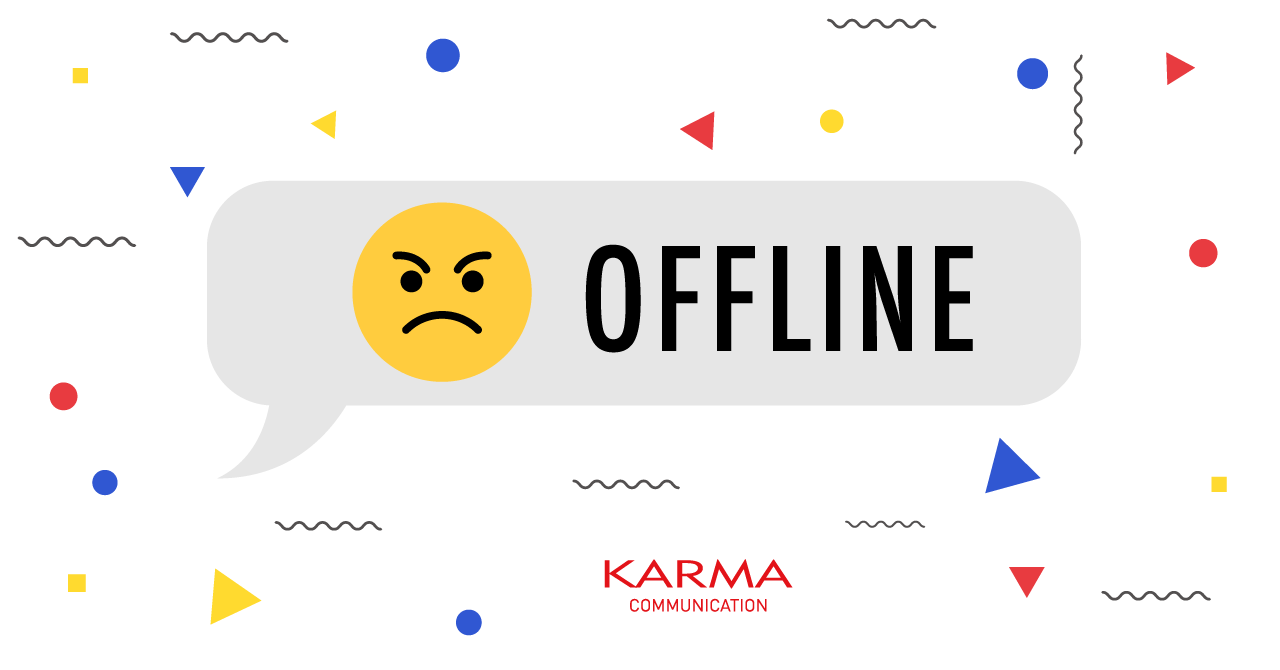 Karma Communication - Sui social lamentiamoci di meno