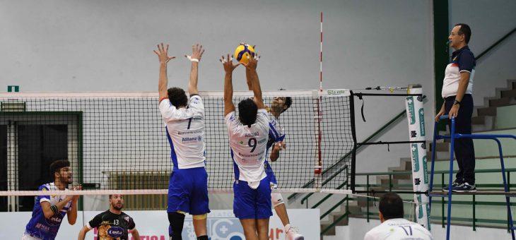 Farmacie Dottor Leben Saturnia Acicastello sconfitta al tie break contro Papiro Volley