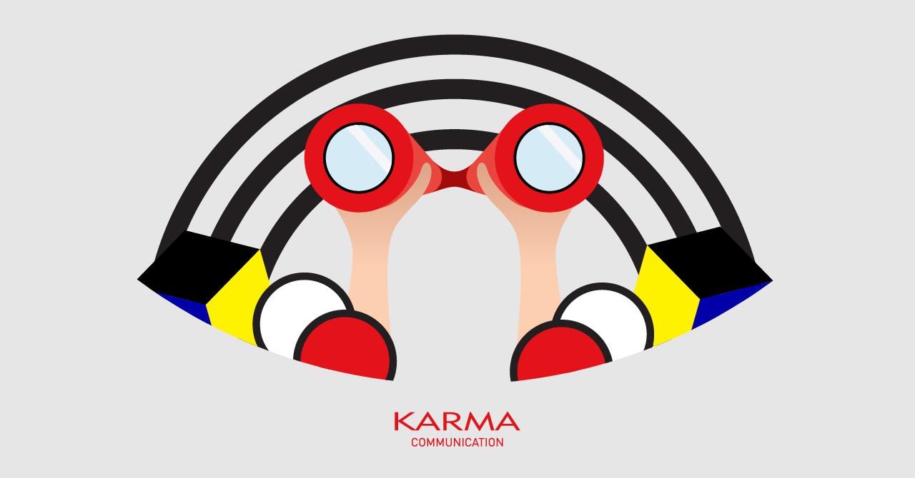 Karma Communication - Guardiamo lontano a progetti del 2020