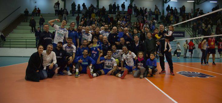 Farmacie Dottor Leben Saturnia Acicastello vince contro Volley Letojanni