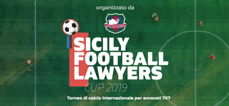 Sicily Football Lawyers Cup 2019