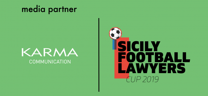 Siamo media partner del SICILY FOOTBALL LAWYERS CUP 2019