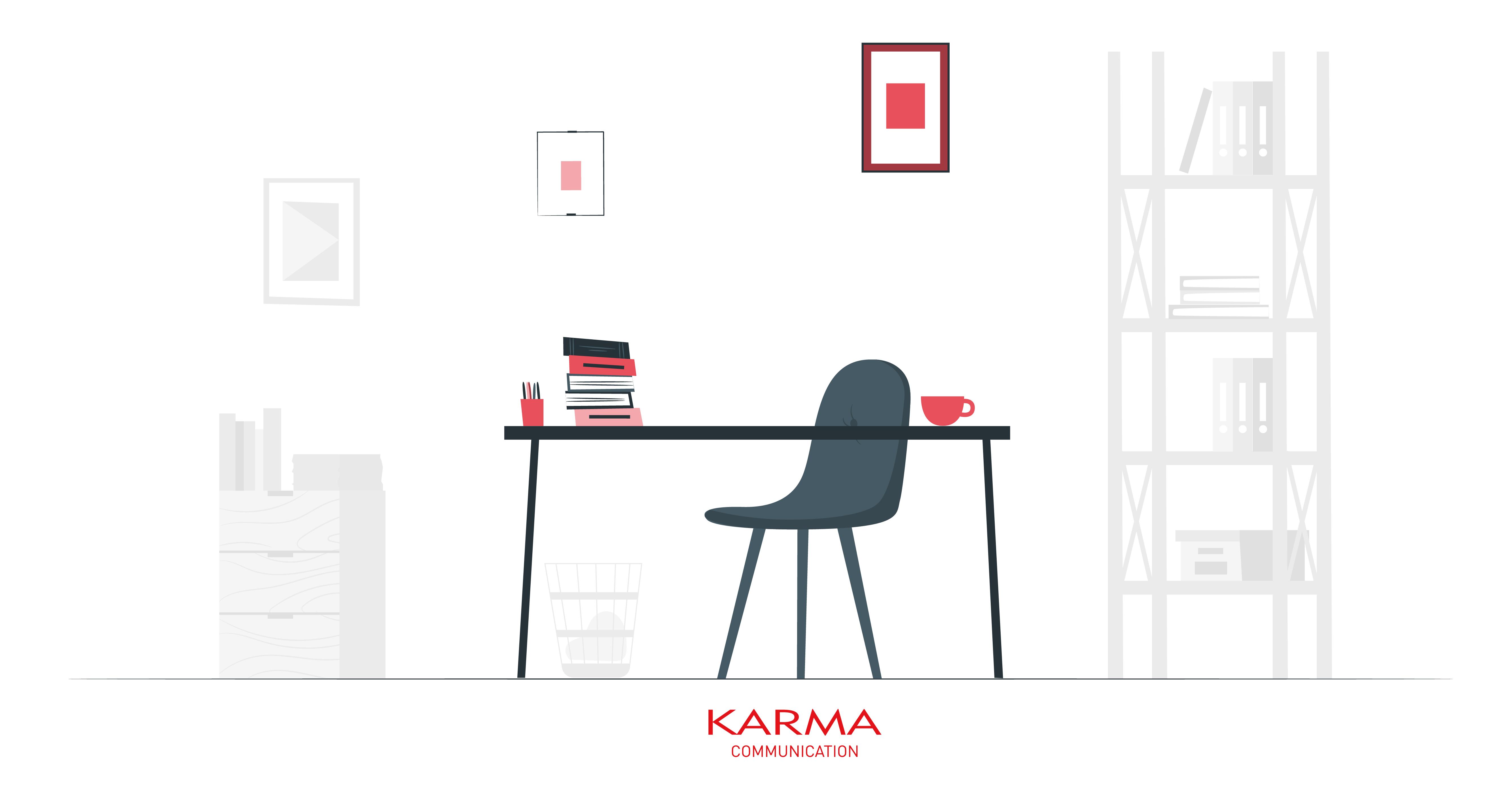 Karma Communication - Ufficio on the road