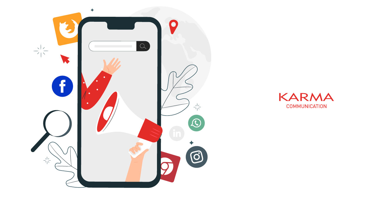 Karma Communication - Visibilità online oggi è fondamentale