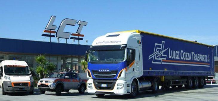 LCT nuovo co-title sponsor della Saturnia Aci Castello nella stagione 2020/21