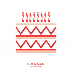 Karma Communication - Buon compleanno a noi, e sono otto