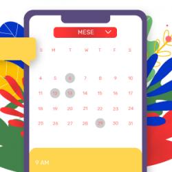 Karma Communication - calendario editoriale