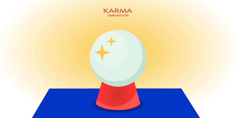 Karma Communication - Reinventarsi e andare avanti