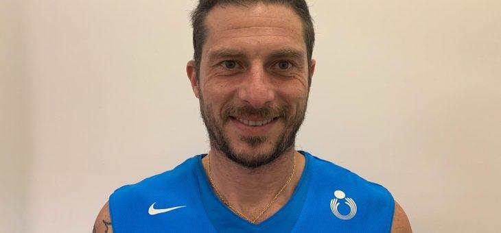 Saturnia Aci Castello: colpo di mercato biancoblu, Valerio Vermiglio è il nuovo palleggiatore