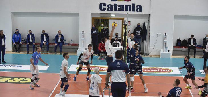 Saturnia Aci Castello: sconfitti i biancoblu nel derby di Sicilia contro Avimecc Modica