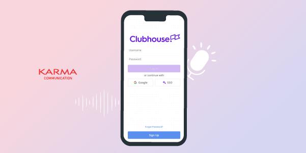 Clubhouse, avere un invito, ma non il telefono giusto