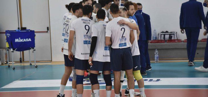 Saturnia Aci Castello: i biancoblu soccombono al gioco di Tuscania e perdono 3-1